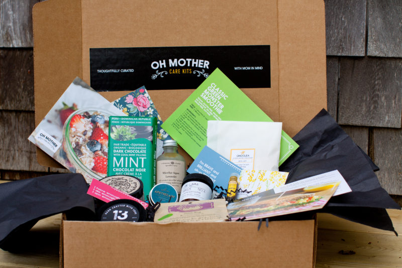 eViewVillage:  Shop at Oh Mother Care Kits for Gift Subscriptions - Maternity & New Moms - Beauty