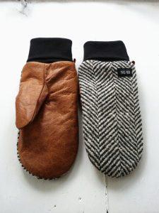 herringbone-mitts