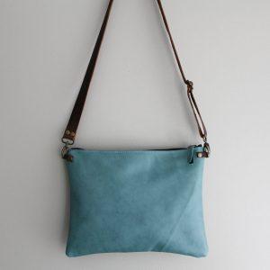 teal-purse